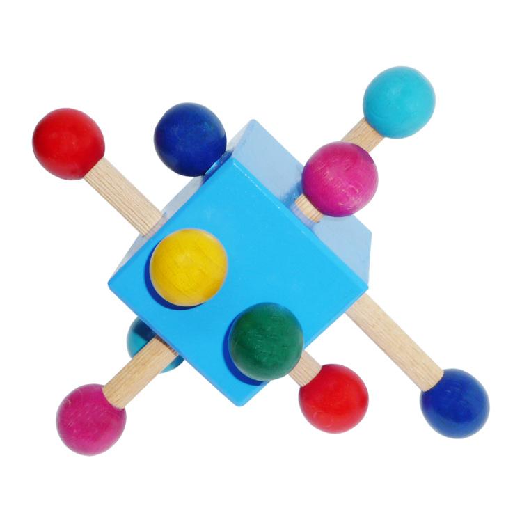 Kockacsörgõ (kék)
