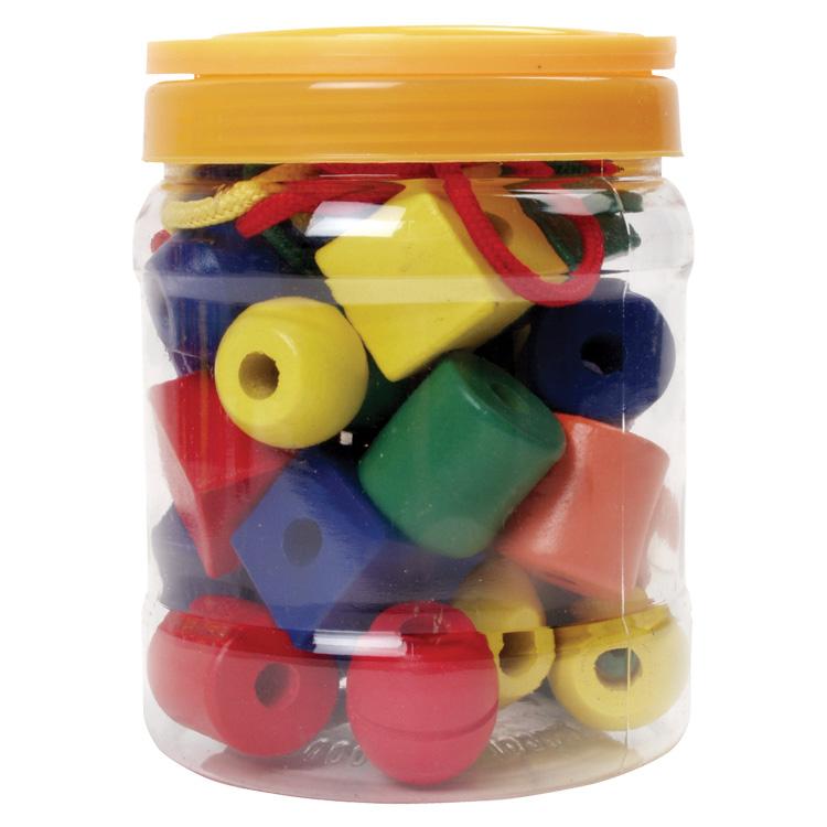 Gyöngy mûanyag dobozban (30 db-os)