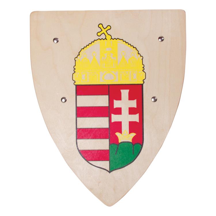 Pajzs (magyar címeres)
