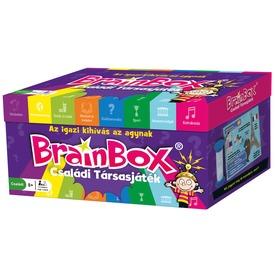 BrainBox-Quiz családi társasjáték