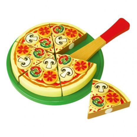 Pizza papírdobozban