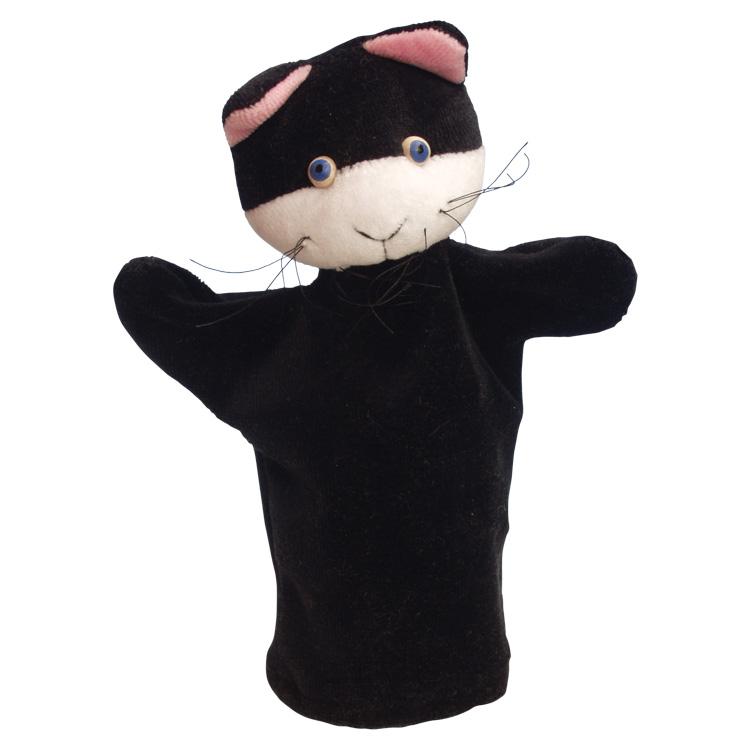 Báb (fekete cica)