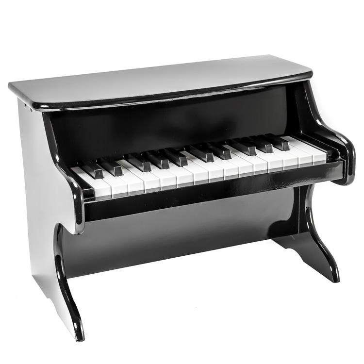 Fa játék zongora