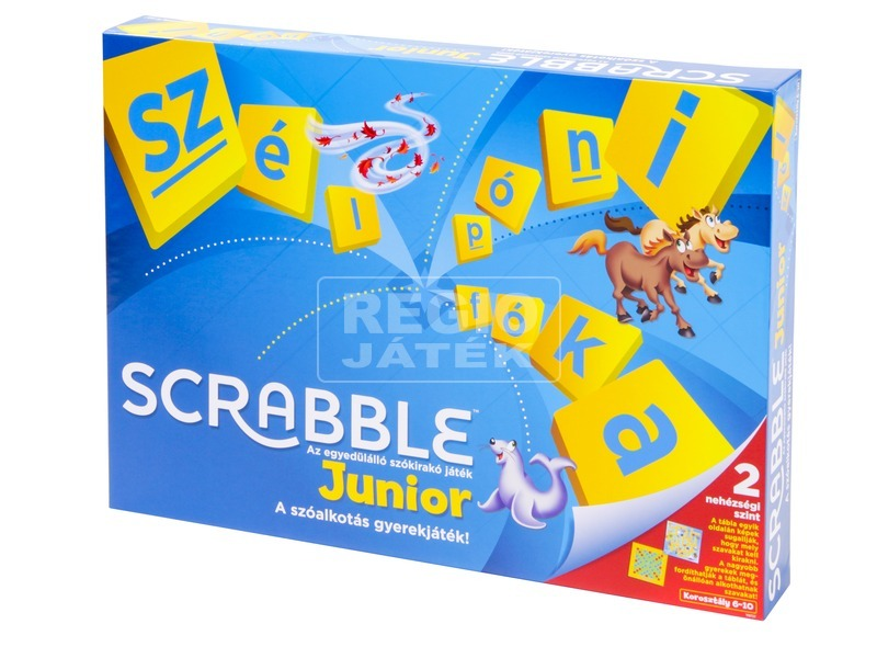 Scrabble Junior t�rsasj�t�k