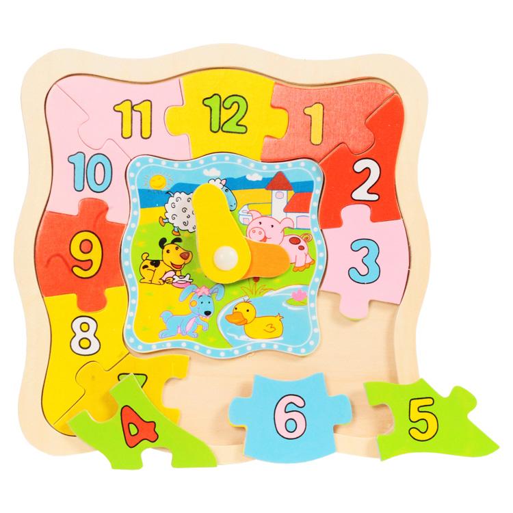 Puzzle (órás, háziállatos)