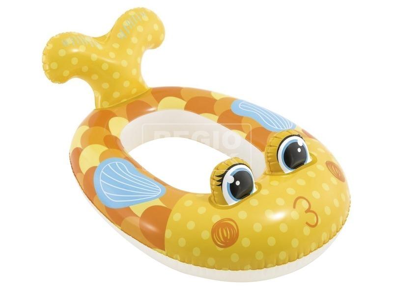 Intex gyerekcsónak-100x97cm, hal