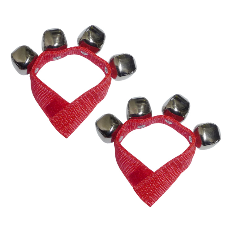 Csuklócsörgõ (piros)