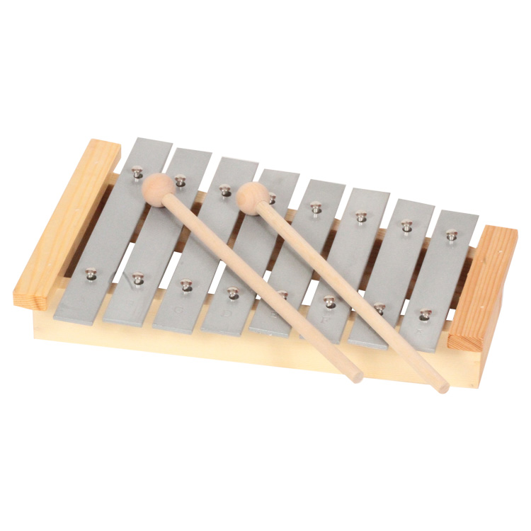 Metalofon (1 oktávos, hangolt)