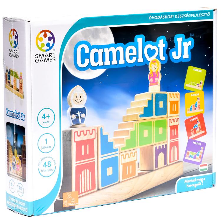 SmartGames Camelot Junior - Logikai j�t�k