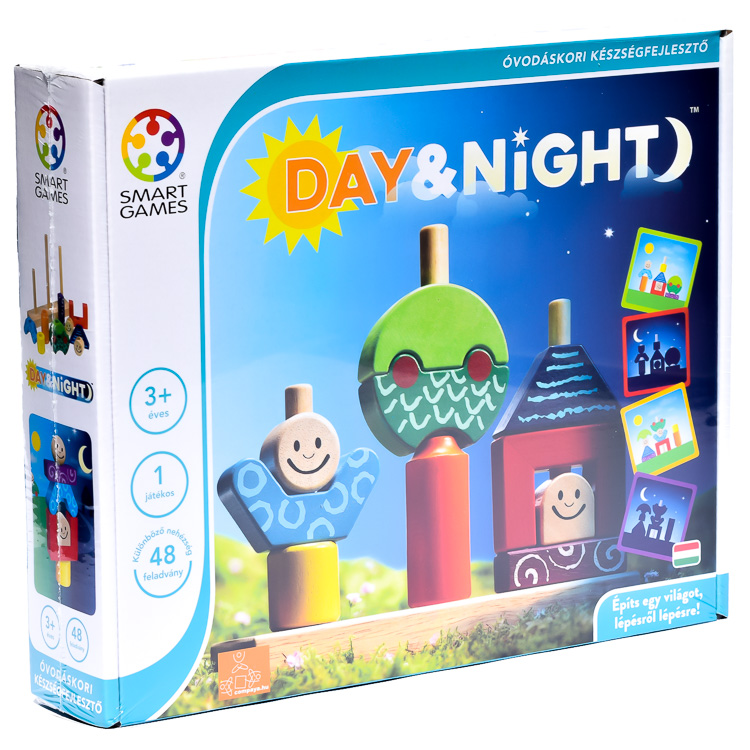 Day & Night - Logikai Játék