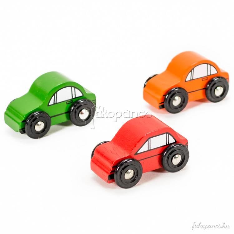 Autó (3 db együtt)