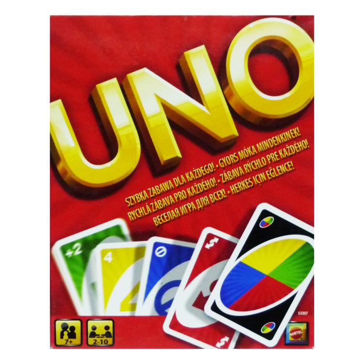 Kártya: UNO