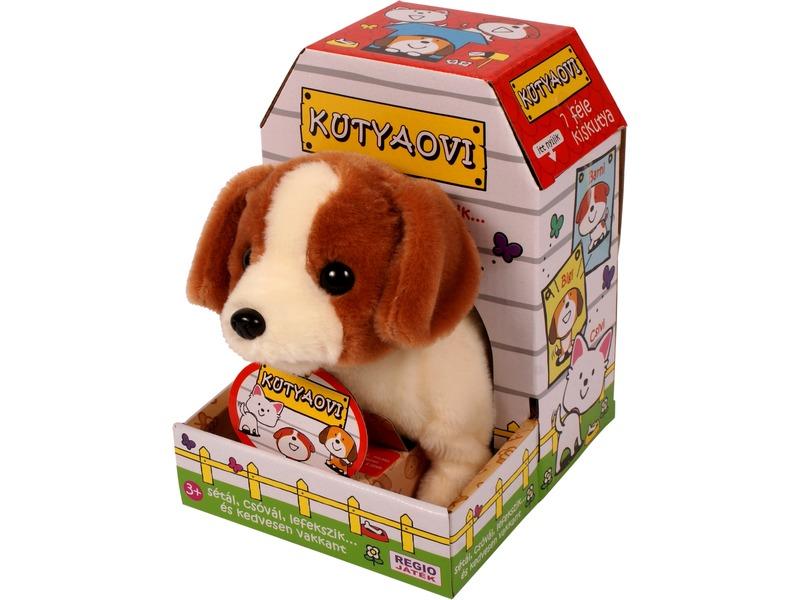Sétáló Jack Russell terrier kutyus - 20 cm