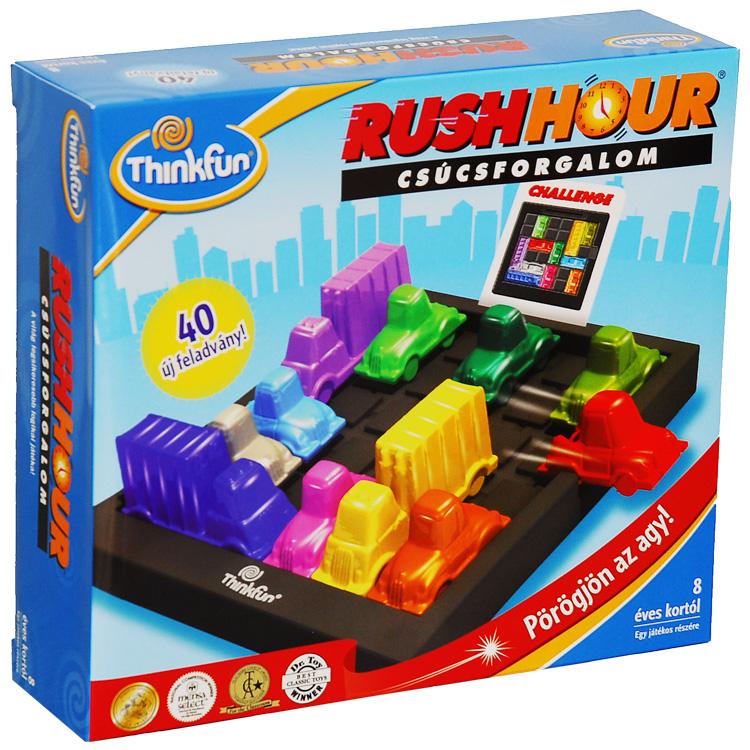 Rush Hour - Csúcsforgalom