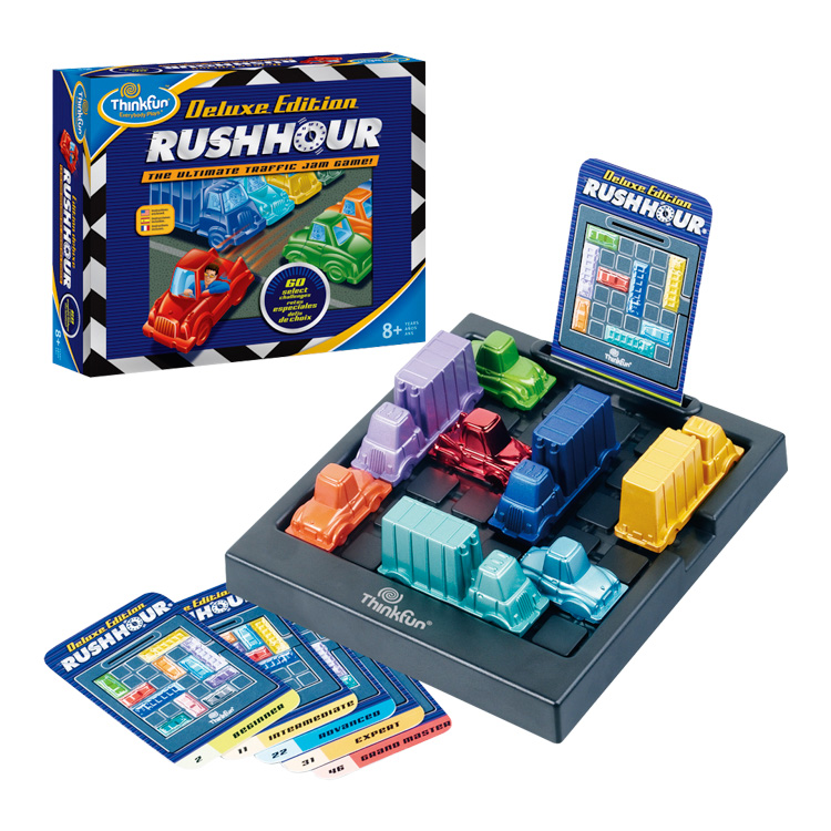 Rush Hour Deluxe Edition - Cs�csforgalom