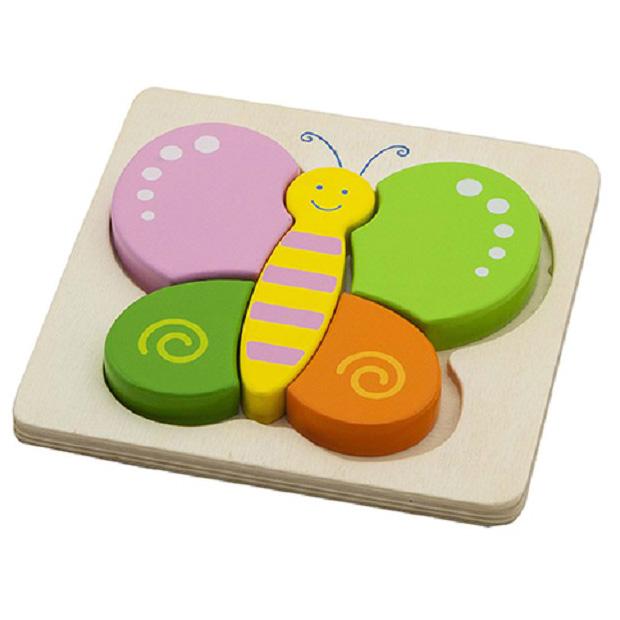 Puzzle magasított(pillangó)