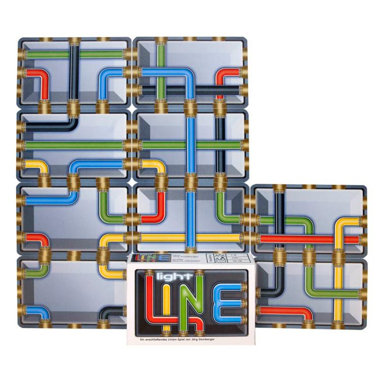 Light Line - Csõrendszerek