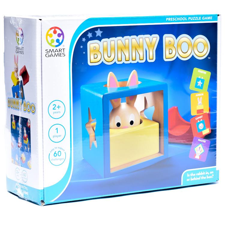 Bunny Boo - Logikai j�t�k