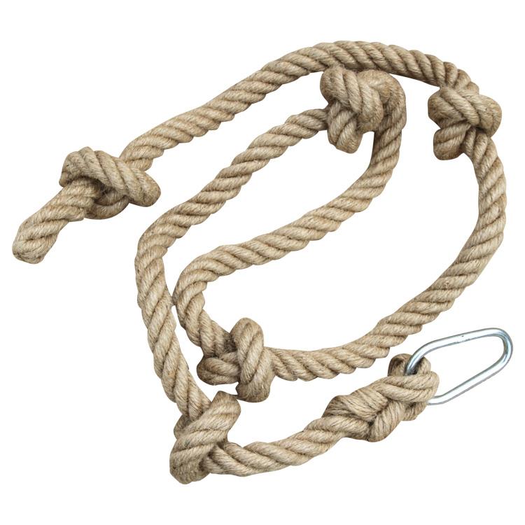 Mászókötél (csomós)