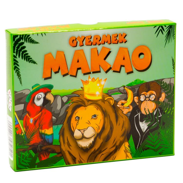 Gyerek makaó kártyajáték