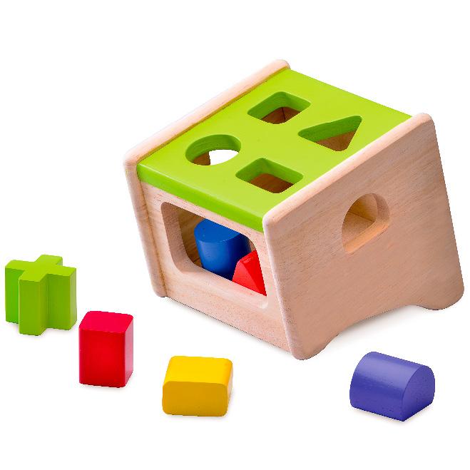 Formakeresõ doboz (szögletes, zöld tetõvel)
