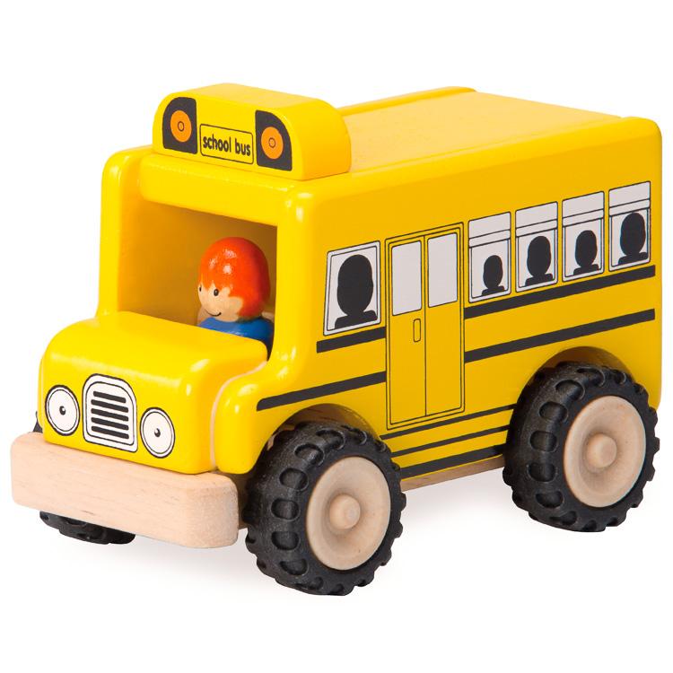 Játék iskolabusz (W)