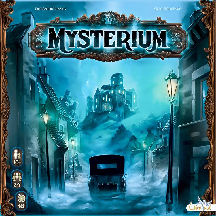 Mysterium - Családi társasjáték