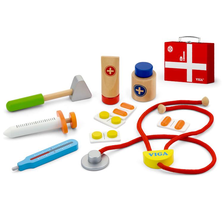 Orvosi táska játék (V)