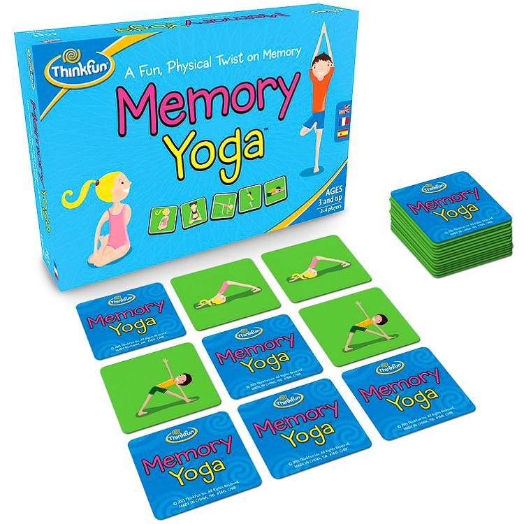 Memory Yoga - Társasjáték