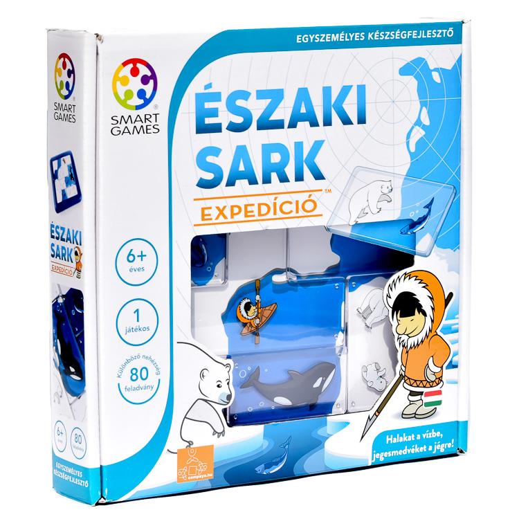 �szaki Sark - Exped�ci� - Logikai J�t�k