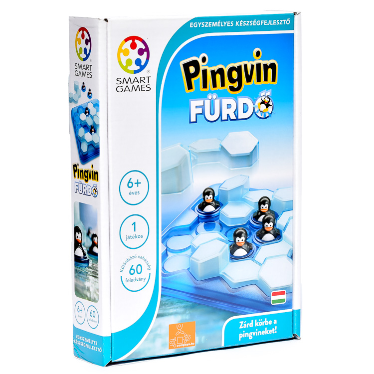 Pingvin f�rd� - Logikai J�t�k