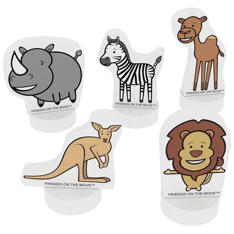 Az elsõ állataim - Vadállatok (oroszlánnal)