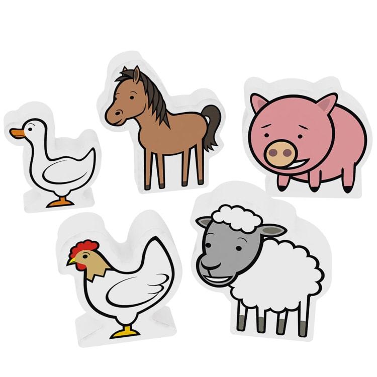 Az elsõ állataim - Háziállatok (lóval)