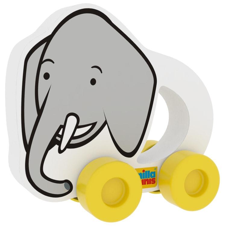 Az elsõ autóm - Elefánt