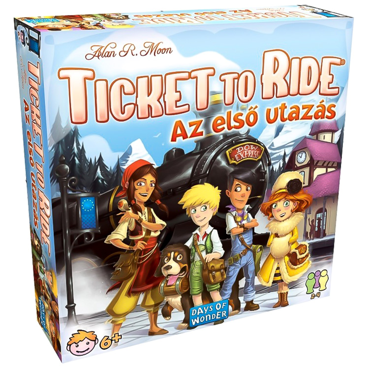 Ticket to Ride - Az els� utaz�s - Strat�giai t�rsasj�t�k
