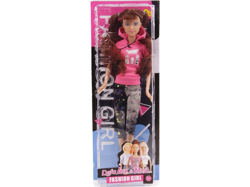 Defa Lucy divat baba - 29 cm, többféle