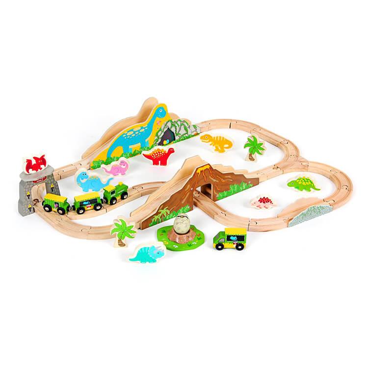 Vonatkészlet (dinós)