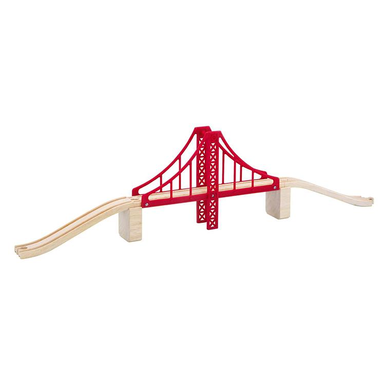 1 pilléres piros híd