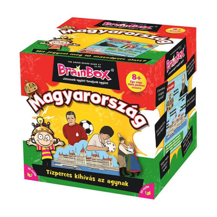 BrainBox - Magyarország - Társasjáték