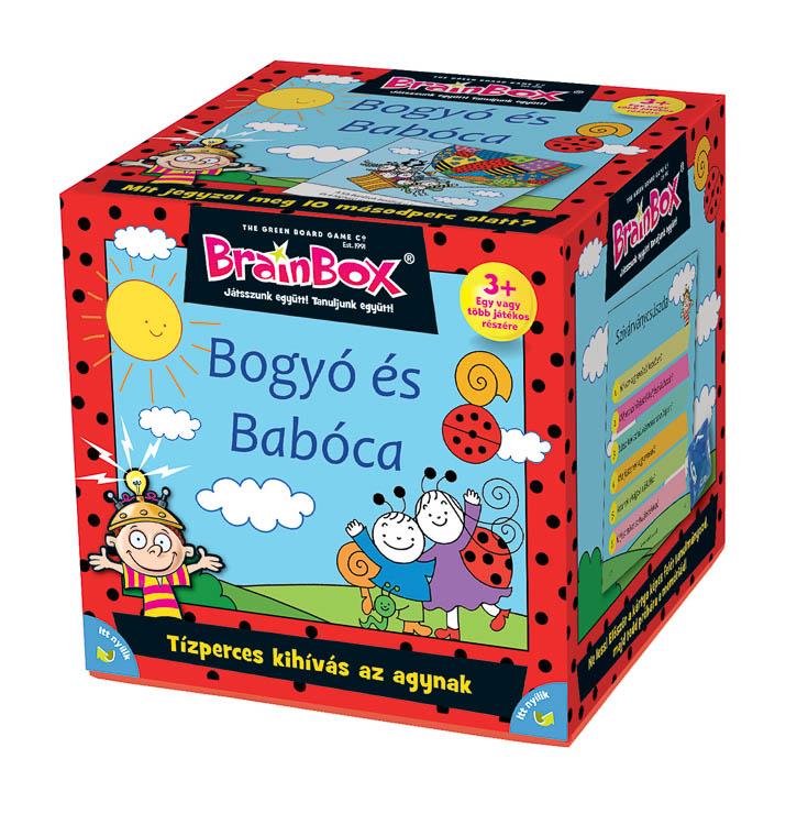 BrainBox - Bogyó és Babóca - Társasjáték
