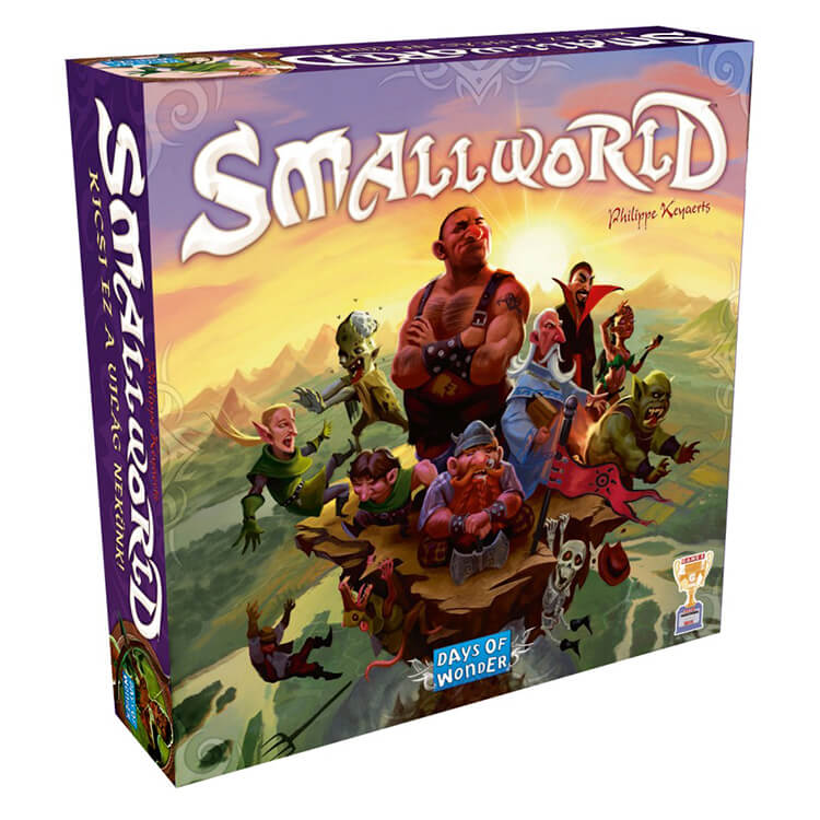Small World - T�rsasj�t�k