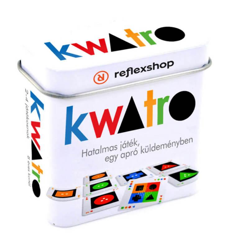 Kwatro - Társasjáték