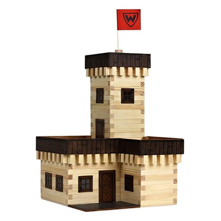 Walachia fa építõjáték - Nyári kastély