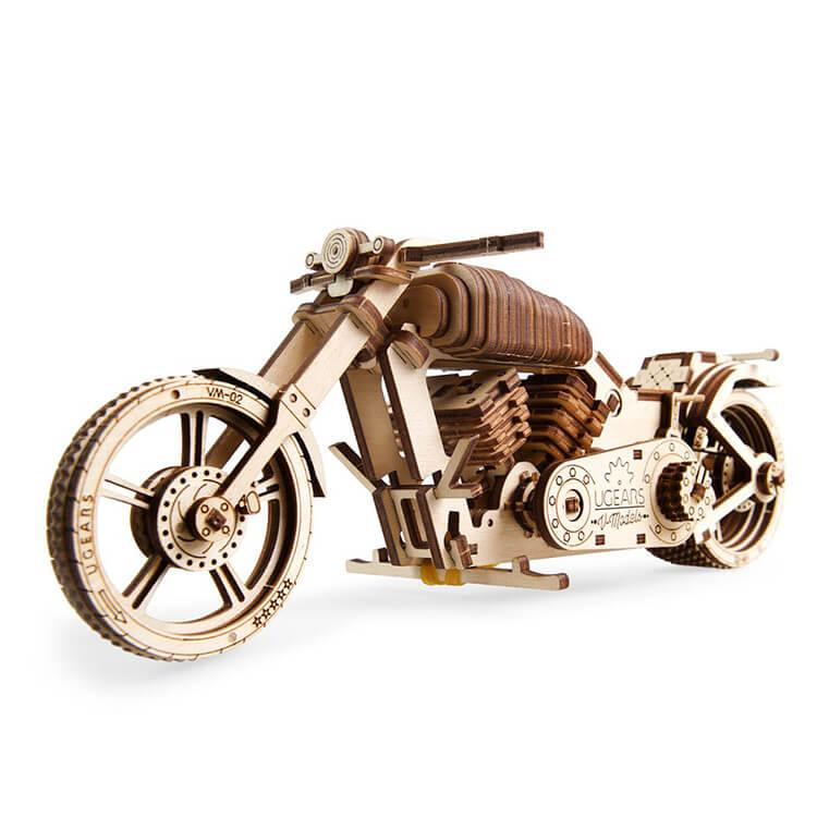 UGEARS - Motor (mechanikus 3D modell)