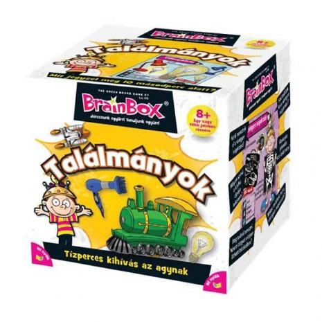 BrainBox-Találmányok-Társasjáték