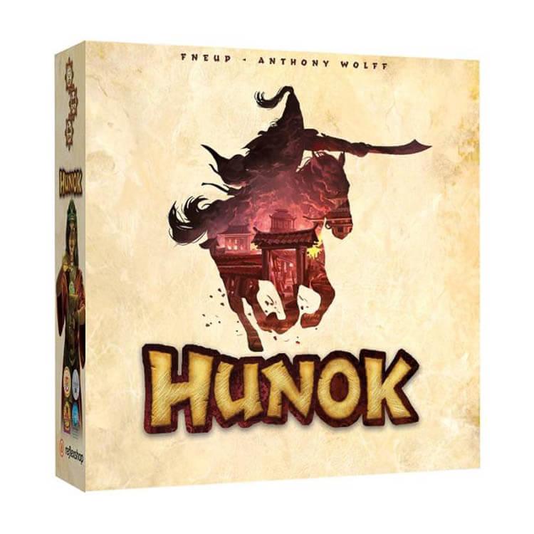 Hunok - Társasjáték