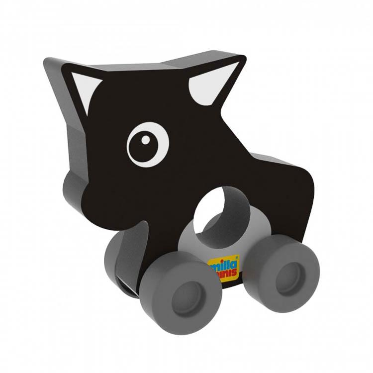 Az elsõ autóm - Bika (színes, fekete)
