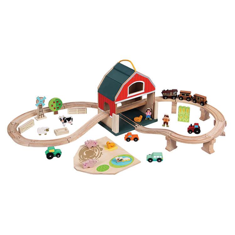 Vonatkészlet (farmos)
