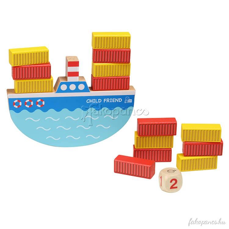 Egyensúlyozó játék (hajó)