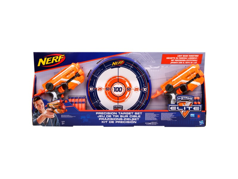 NERF N-Strike precision célbalövõ készlet